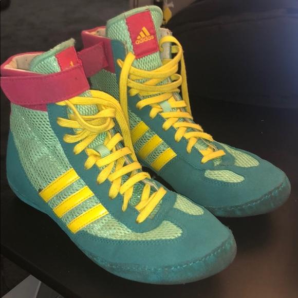 Adidas Wrestling Shoes Combat Speed 5